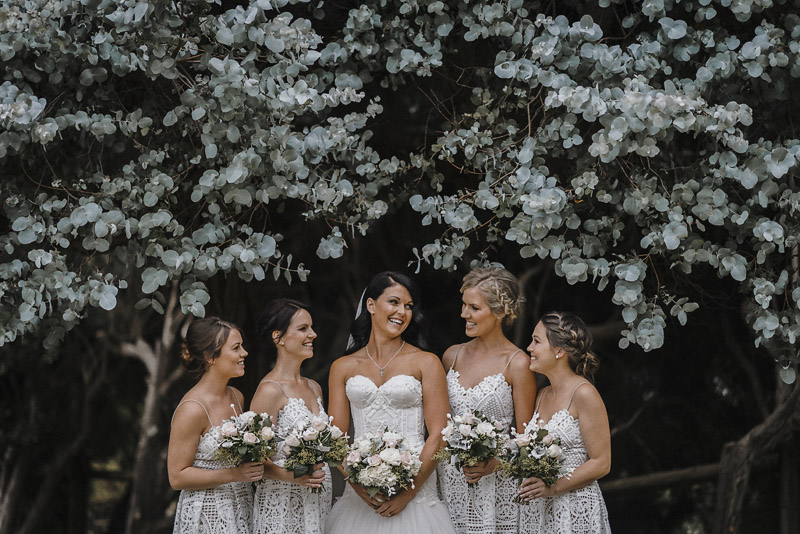 The Epicurean Weddings, mornington Peninsula Weddings, Mornington Peninsula Wedding Photographer, Toast Magazine Real Wedding, Beach Wedding, Merricks wedding, Bride Prep, Bridesmaids, Bride, Flowergirls, Blue Wedding Shoes