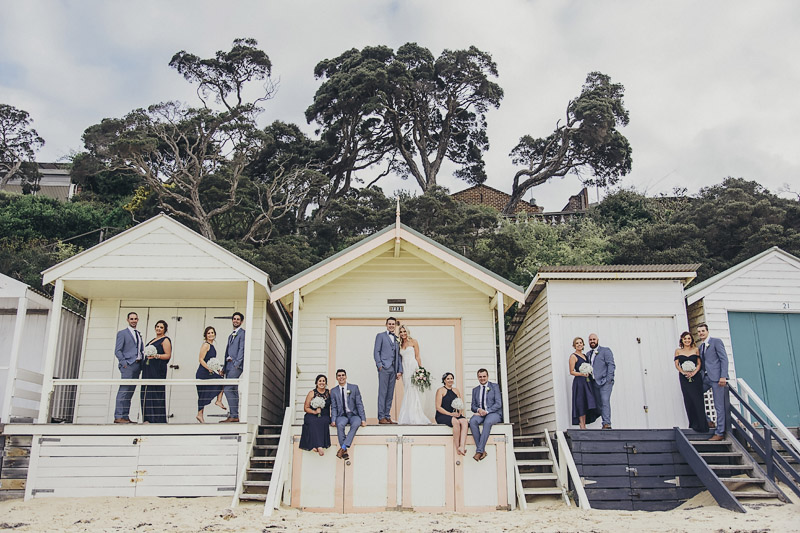 Portsea Hotel Weddings, Mornington Peninsula Weddings, Toast Magazine, Immerse Photography, Beach Wedding, Bride Prep, Bride Details, Bride, Bridesmaids, Poppy Culture flowers, Craig Braybrook Couture, Beach Ceremony, Bridal Party, Portsea Beach Boxes