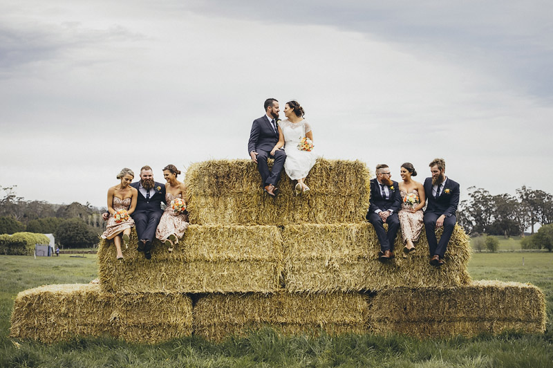 Donegan's Farm Wedding, Country Wedding, Relaxed Country Wedding, Country Style, Rustic Barn Wedding, Private Farm Wedding, Bride, Bride Prep, Metallic Bridesmaid Dresses, Garden Ceremony, Rustic Ceremony