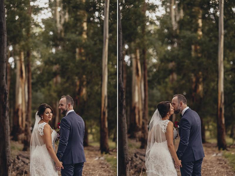 Racv healesville wedding