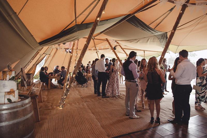 country style wedding, private farm wedding, gippsland wedding, DIY wedding, stormy wedding, TipiKata Wedding, Tipi wedding, cool country wedding