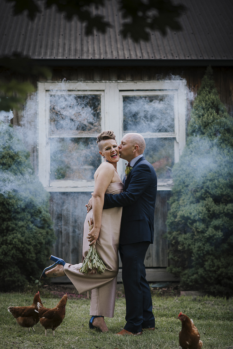 Immerse Photography, DIY Wedding, Country Wedding, Private Property Wedding, Buxton Wedding, Relaxed Wedding, Jumpsuit Wedding, Destination Wedding, Coloured Smoke