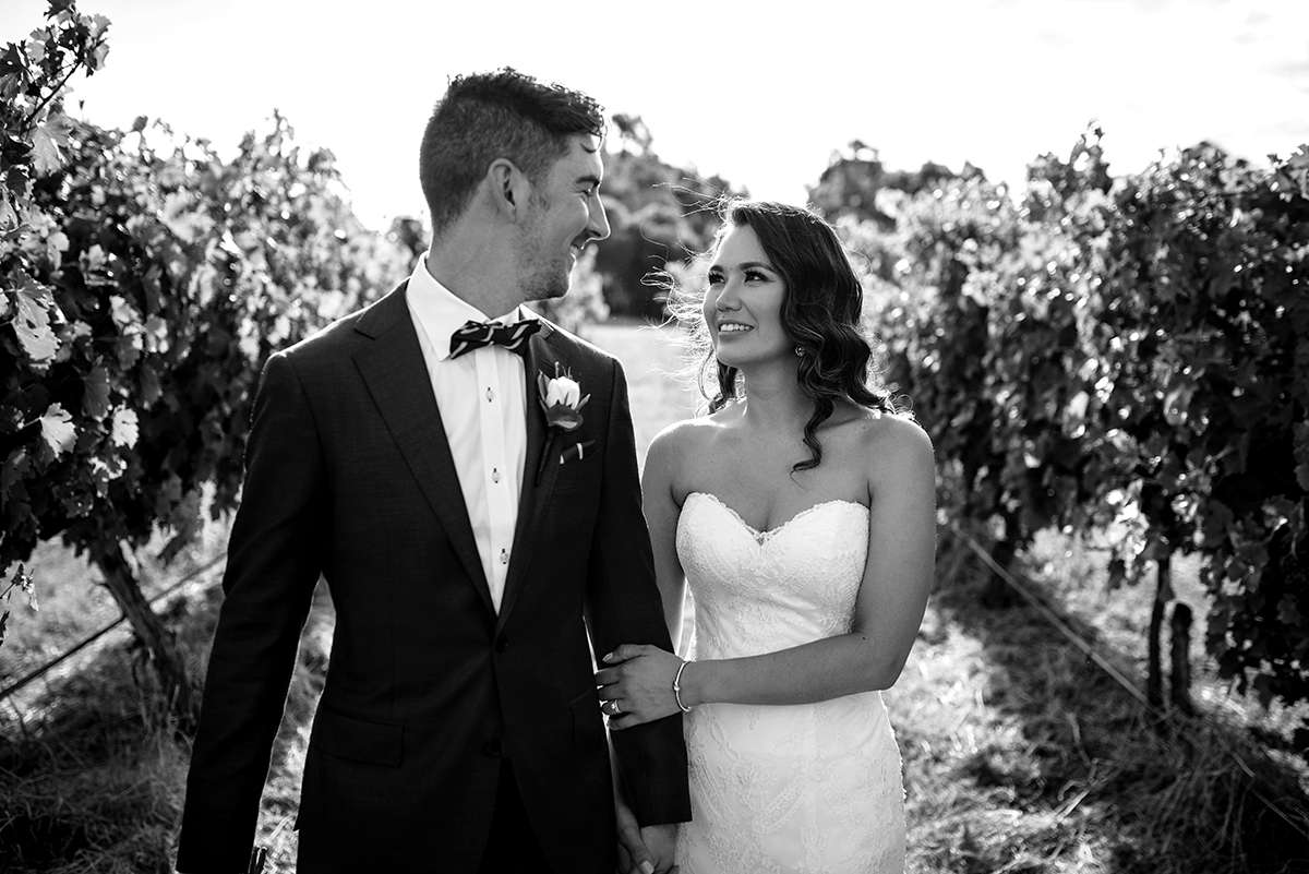 Acacia Ridge Winery wedding, Acacia Ridge wedding photos, Winery wedding, Yarra Valley winery wedding, Maggie Sottero Bridal Couture, Maggie Sottero dress, MJ Bale groom suit, Debbie O'Neill florist