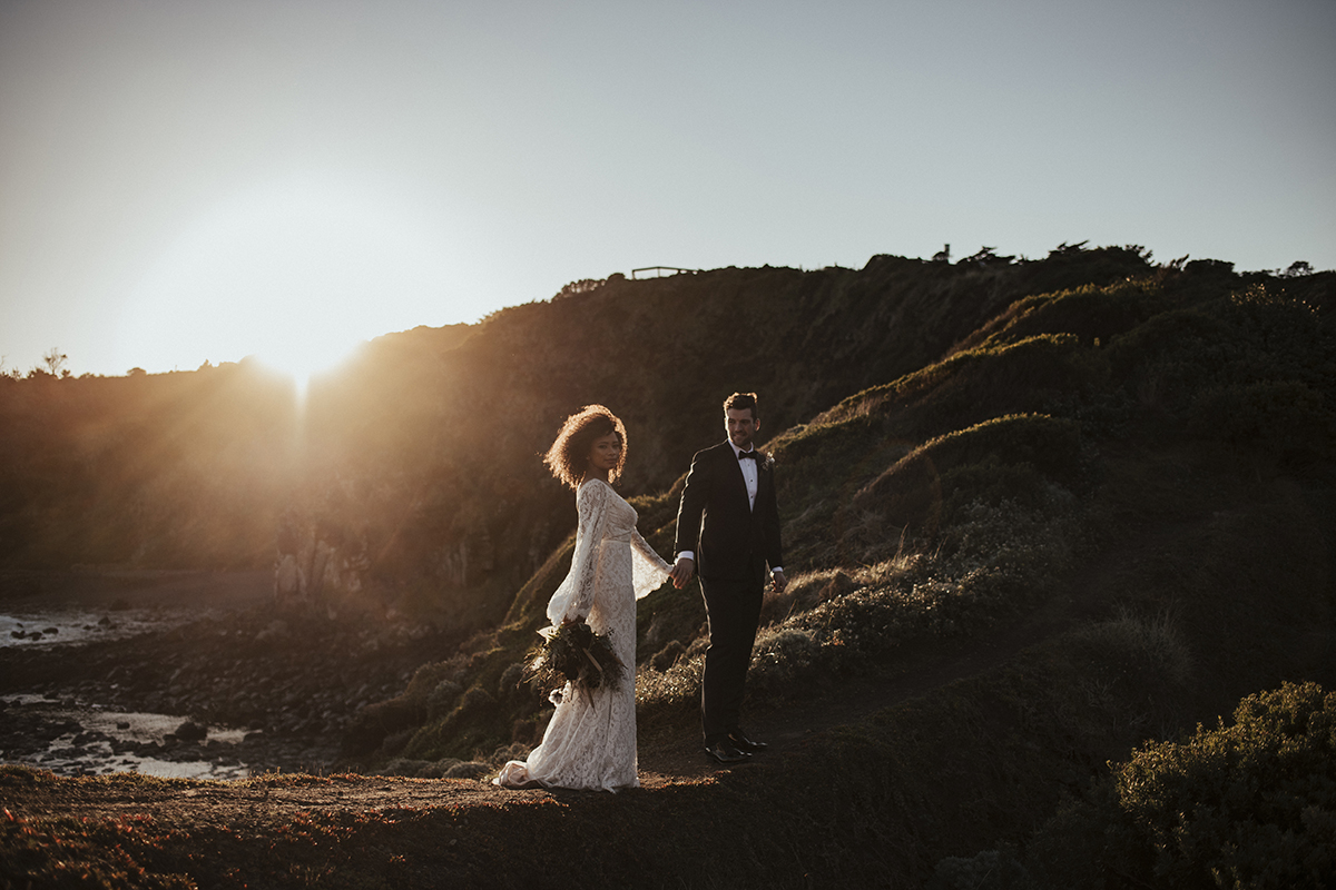 Flinders Mornington Peninsula Wedding, One Day Bridal Gown, Coastal Wedding, Clifftop Wedding, Jeanette Maree Jewellery, Hello Blossoms Floral, Etch & Sketch Wedding, Katie Winkler Wedding Makeup, Toast Magazine, Peninsula Wedding, Flinders Wedding