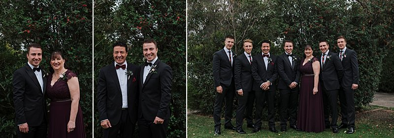 Immerse Photography, Melbourne Wedding Photographer, Two Tonne Max Weddings, The Park Albert Park Weddings, Meriki Commito Celebrant, Albert Park Weddings, Italian Wedding, Winter Wedding Melbourne