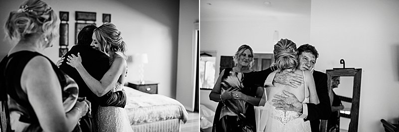 Immerse Winery Wedding, brides prep, wedding combi, immerse winery, winery wedding, yarra valley wedding photographer, yarra valley weddings, wedding dress, parents of the bride