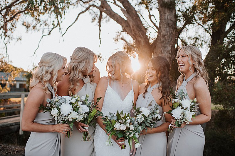 Immerse Winery Wedding, brides prep, wedding combi, immerse winery, winery wedding, yarra valley wedding photographer, yarra valley weddings, wedding dress, bridesmaids, shona joy dresses