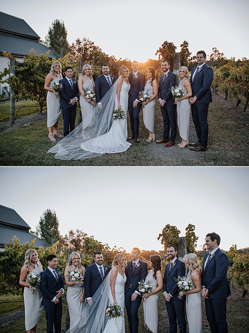 Immerse Winery Wedding, brides prep, wedding combi, immerse winery, winery wedding, yarra valley wedding photographer, yarra valley weddings, wedding dress, bridesmaids, shona joy dresses, bridal party