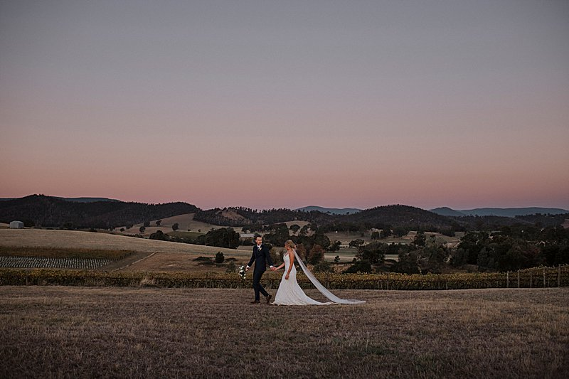 Immerse Winery Wedding, brides prep, wedding combi, immerse winery, winery wedding, yarra valley wedding photographer, yarra valley weddings, wedding dress, sunset wedding shoot