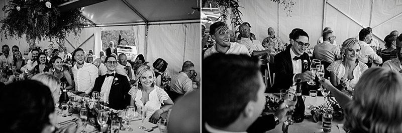 Metung Wedding, Gippsland Wedding, Ivory Tribe real wedding, private property wedding, bride style, bluebell bridal, MJ Bale Groom, Metung Yacht Club Reception
