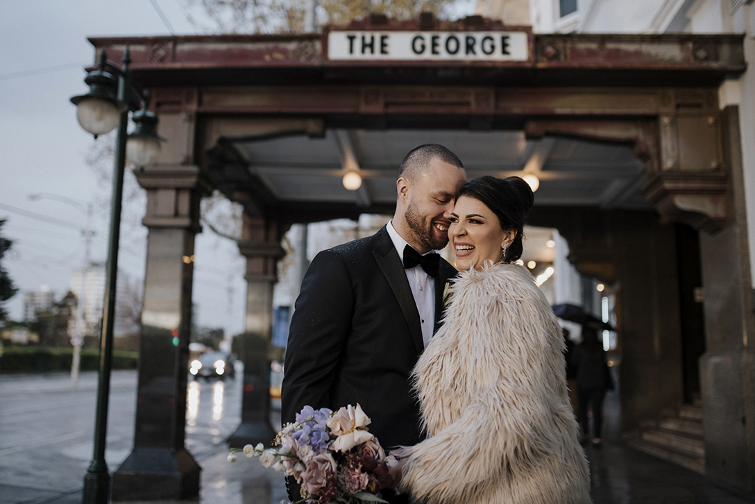 The George Ballroom Wedding, Winter weddings