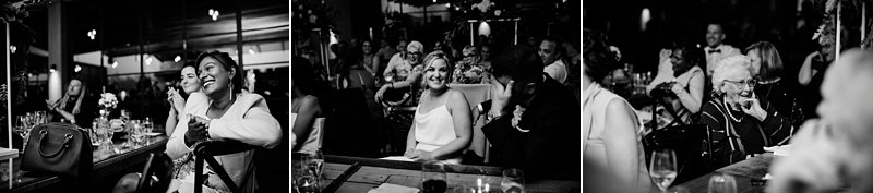 Coombe wedding reception speeches