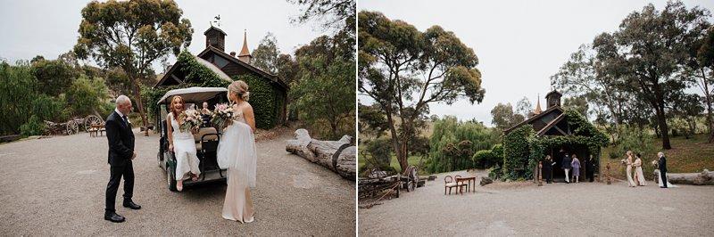Inglewood Estate Wedding, Chapel wedding, rustic chapel