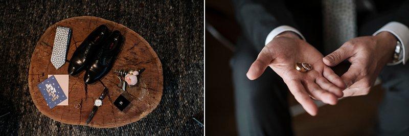 Michelton Winery Wedding, Groom Details, wedding rings