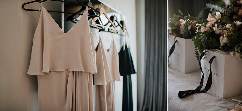 Michelton Winery Wedding, Michelton Winery Hotel, Bride Prep, Shona Joy Bridesmaid dresses, Kate Hill Flowers