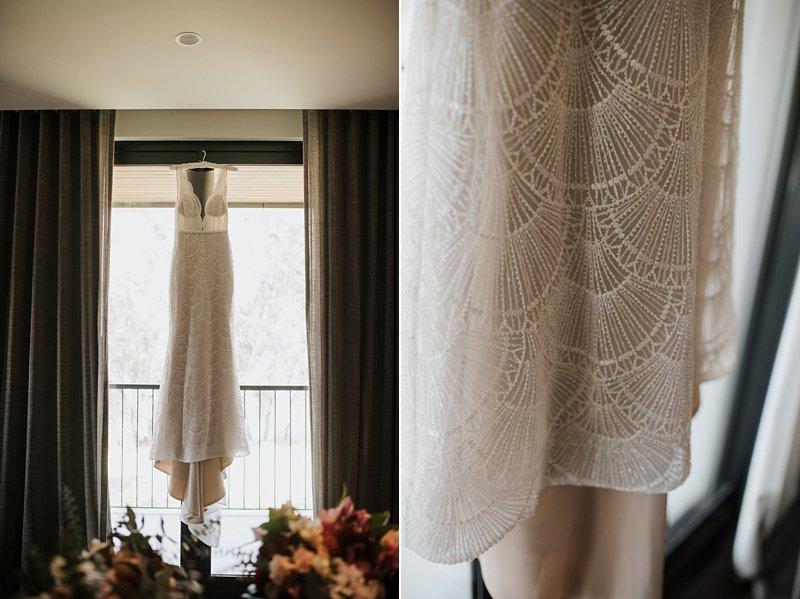 Michelton Winery Wedding, Michelton Winery Hotel, Bride Prep, Jane Hill Bridal Dress