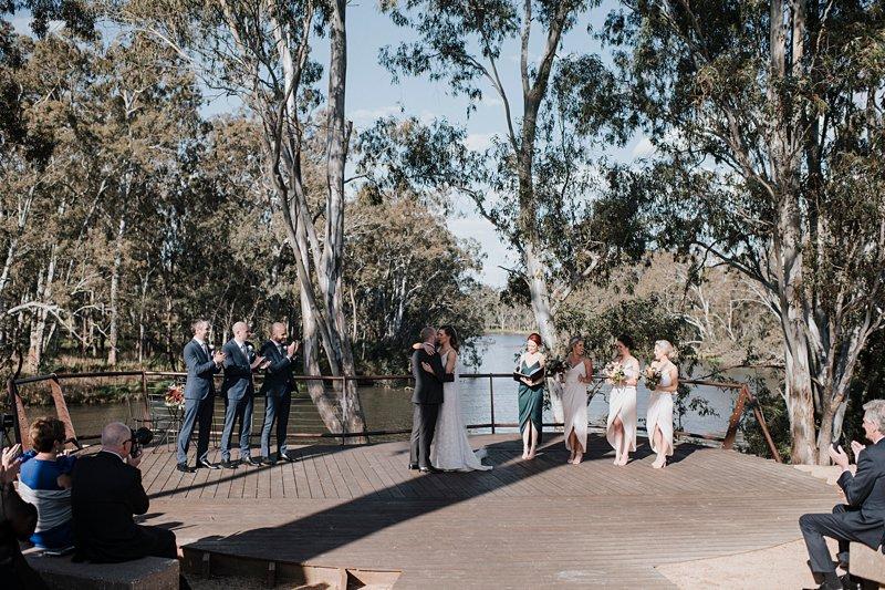Michelton Winery Wedding, Michelton Winery Hotel, Ceremony