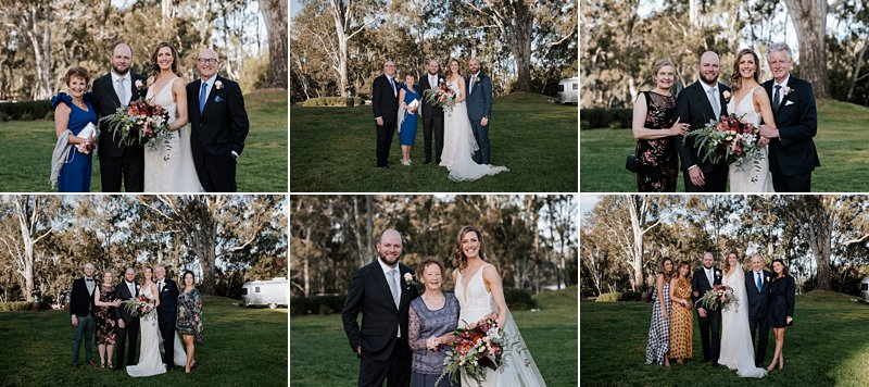 Michelton Winery Wedding, Michelton Winery Hotel, Family Portraits