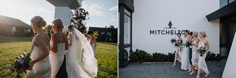 Michelton Winery Wedding, Michelton Winery Hotel, Bridal Shoot, Jane Hill Bridal Dress, Bridal Party