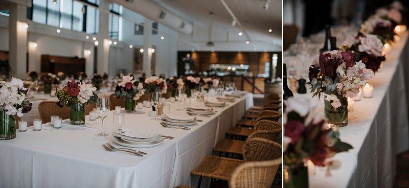 Michelton Winery Wedding, Michelton Winery Hotel, Wedding Reception