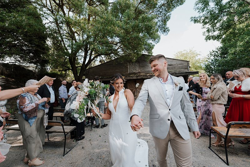 Flower throw, Bridal Exit, Petal Throw, Just married