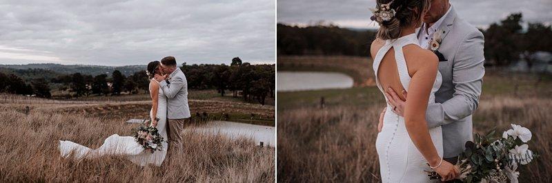 The Farm Yarra Valley goat paddock