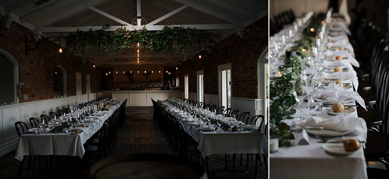 The Farm Yarra Valley Reception room