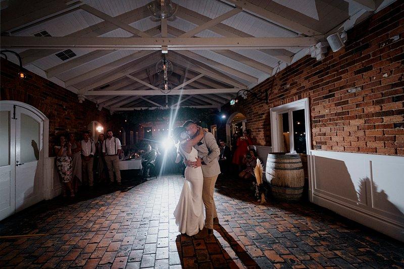 The Farm bridal waltz