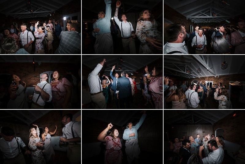The Farm, crazy dancefloor shots