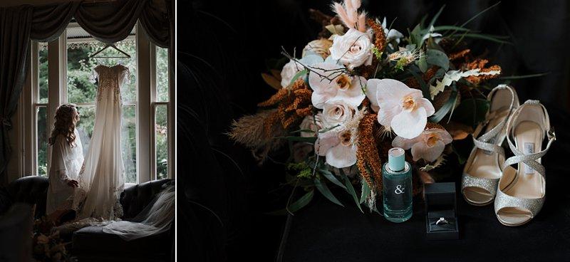 Wandin Park Estate wedding, Farm Wedding, Bride getting ready, Bride details
