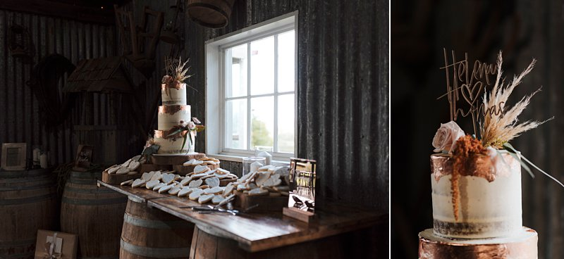 Wandin Park Estate wedding, Farm Wedding, Reception Details